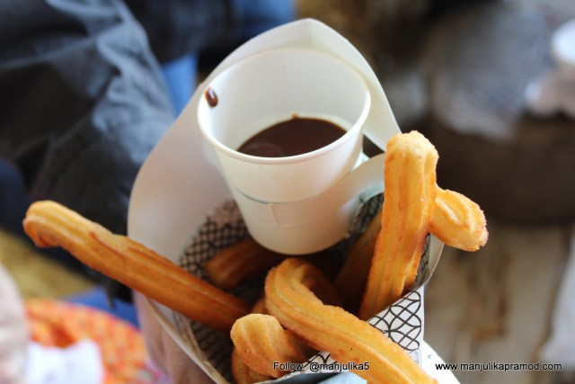 Churros,Fourways Farmers Market