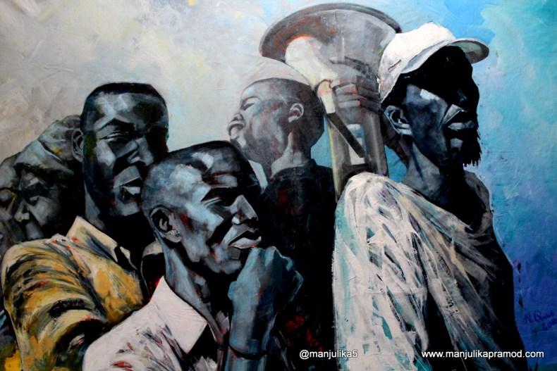 Art, Turbine Art Fair, Travel, Johannesburg