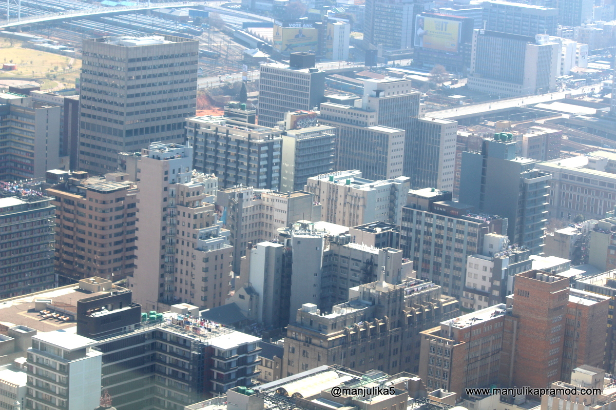 Skyscrapers of Johannesburg, Joburg's skyline
