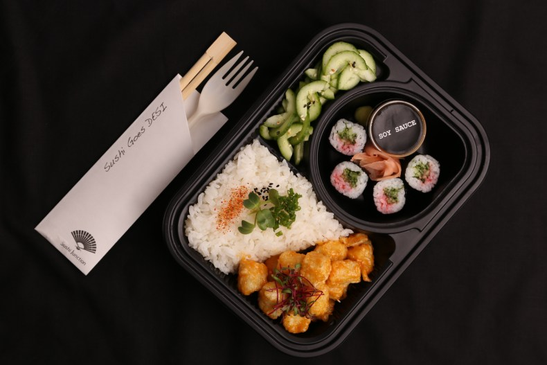 Sushi in Delhi, Authentic Sushi