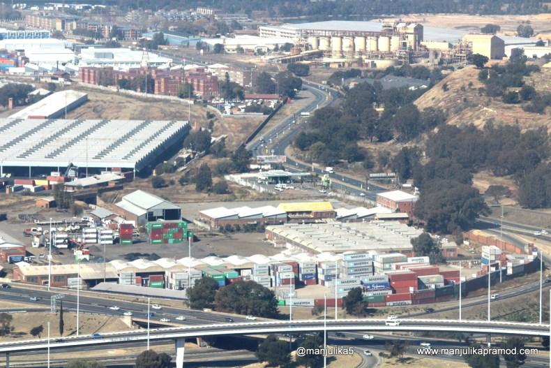 Top of Africa, Carlton Center, Johannesburg, Travel