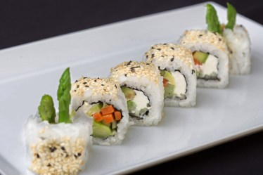 Sushi in India