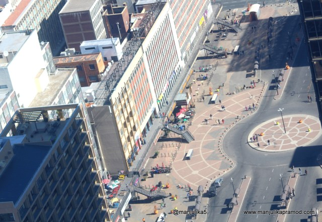 stupendous 360° degrees views over Johannesburg, Travel, Places to see, Carlton center