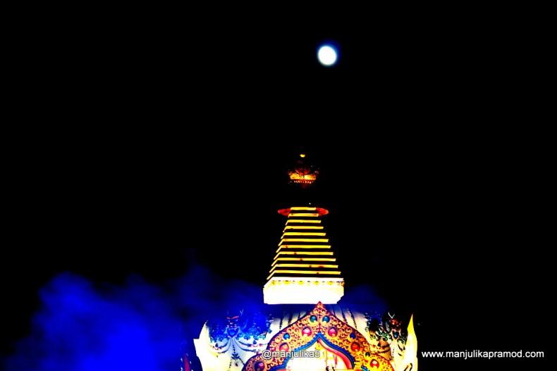 Naropa festival in Ladakh
