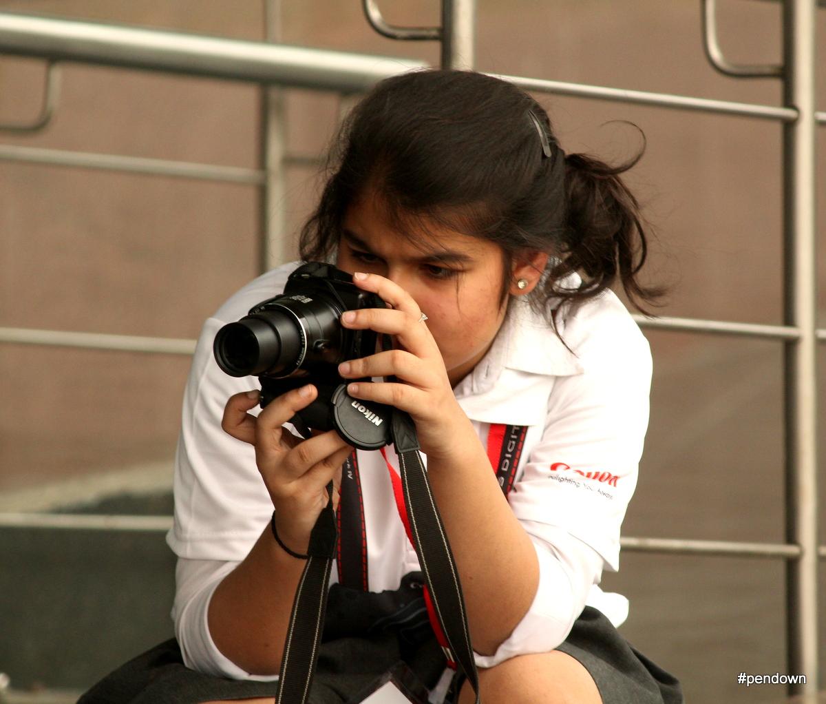 Photography is an art