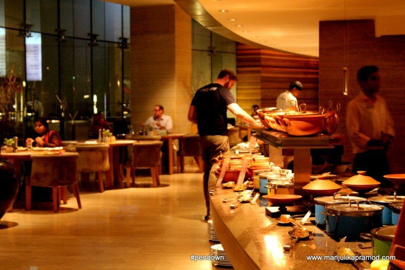 Westin Gurgaon, Food blogger