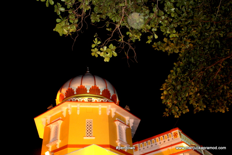 Supermoon, Goa, Tripurari Poornima