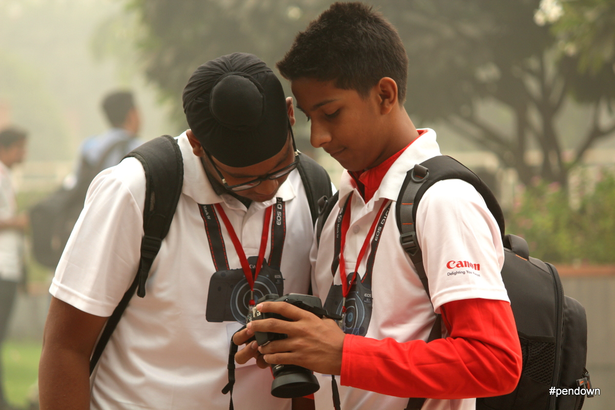 Photography Contest for students