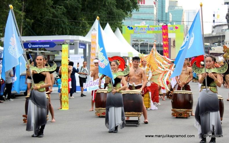 Domestic Fair in Thailand