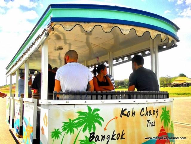BANGKOK - KOH CHANG - TRAT