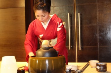 Tea Ceremony -Tokyo Wonderland