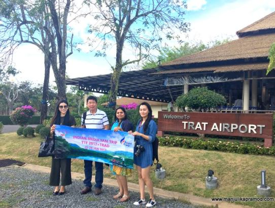 TRAVELING TO TRAT WITH BANGKOK AIRWAYS AND EXPLORING THE BLUE RIBBON PRIVILEGES