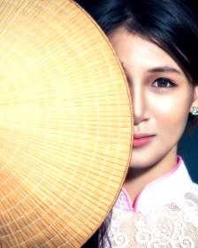 Vietnamese Girl, Vietnam picture on shutterstock
