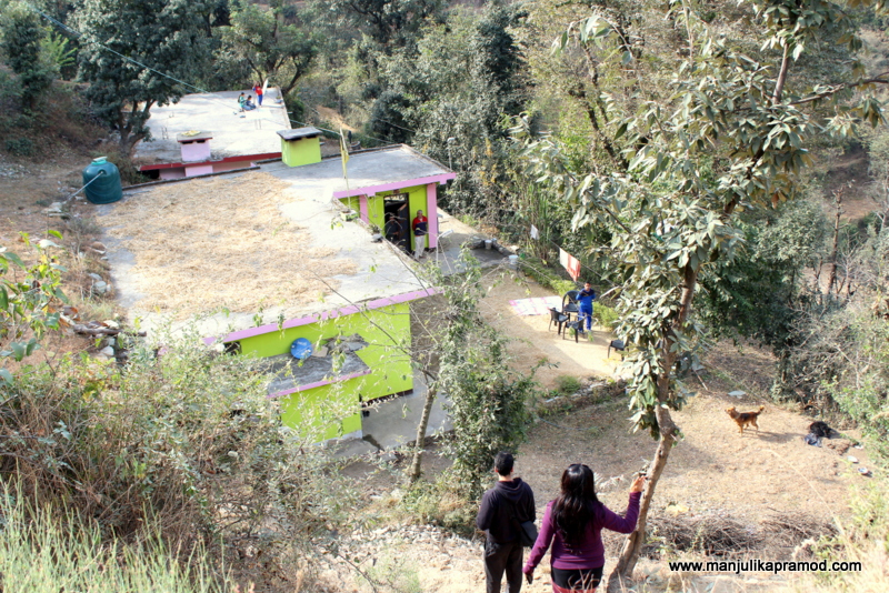 Village Tourism- Shoghi