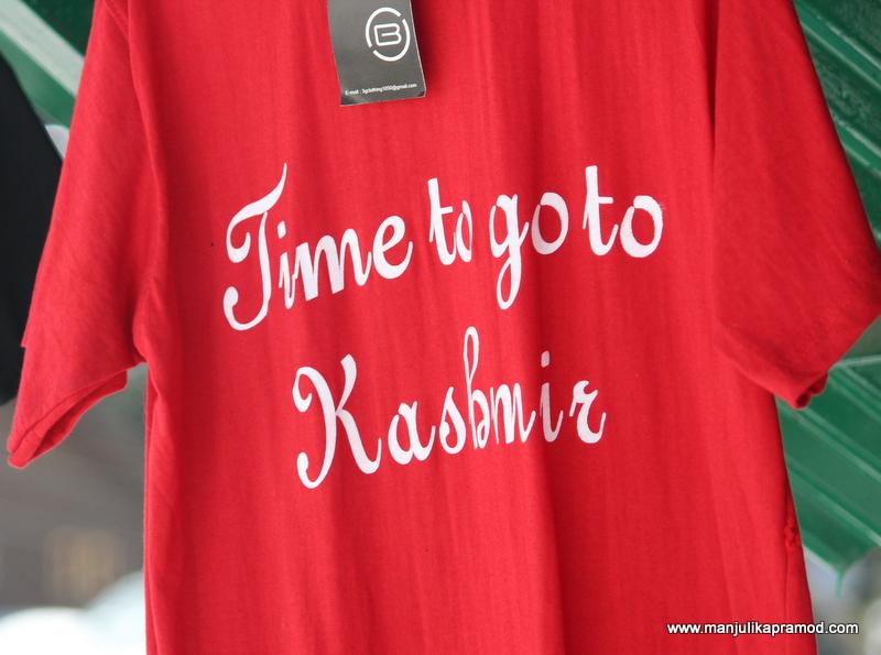 Travel, Kashmir