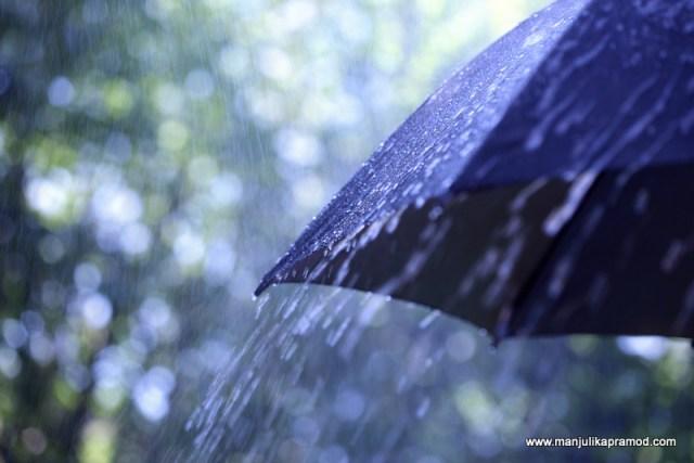 Umbrella, Travel