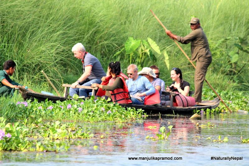 Exploring Chitwan National Park
