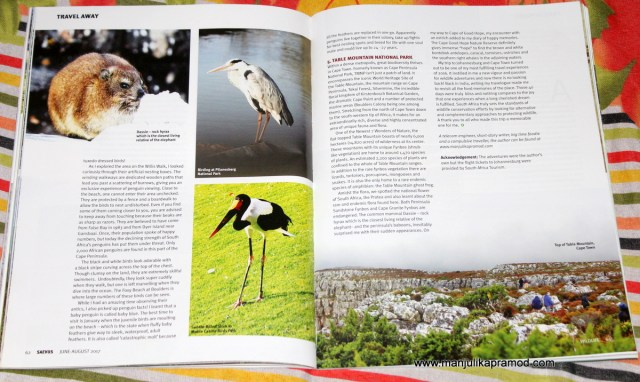Travel, Enjoy, Wildlife, South Africa