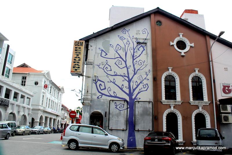 George Town , Street Art, Murals