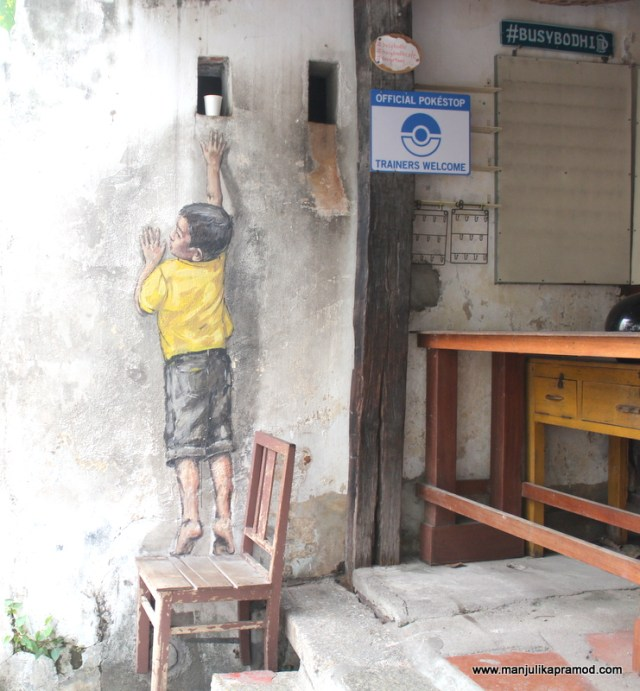 Murals of George Town