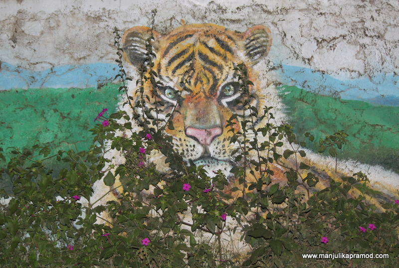 Wall Art, Street Art, Travel, Periyar
