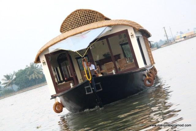 Cruising in Kerala