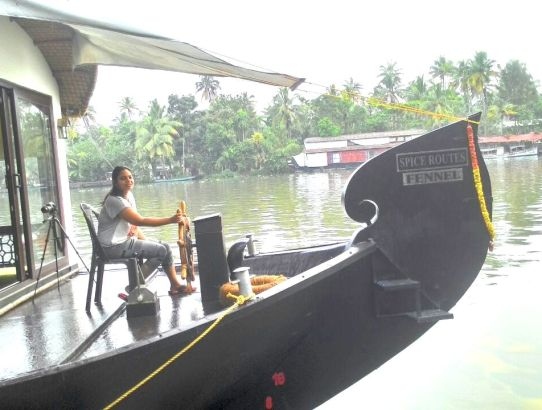 Taking a Spicy Route in the Backwaters of Alappuzha