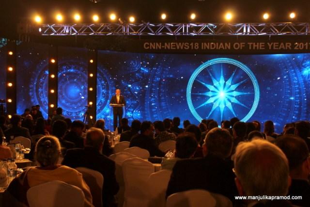 Awards at Taj Democratic Enclave