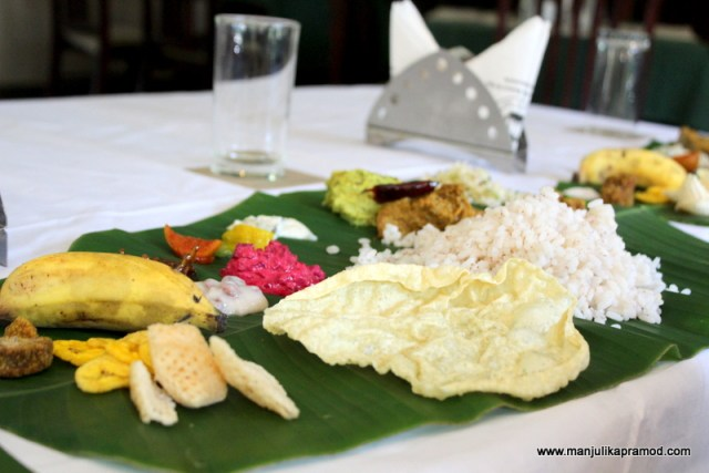 What is sadhya?