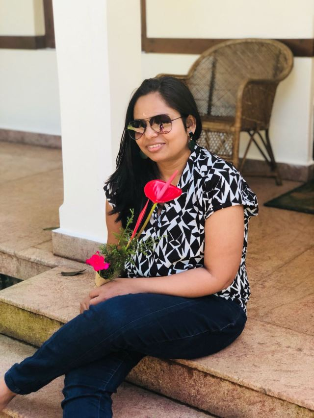 Travel blogger from India
