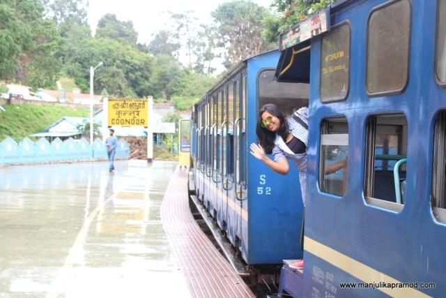 Coonor station, Niligiri Mountain Railways