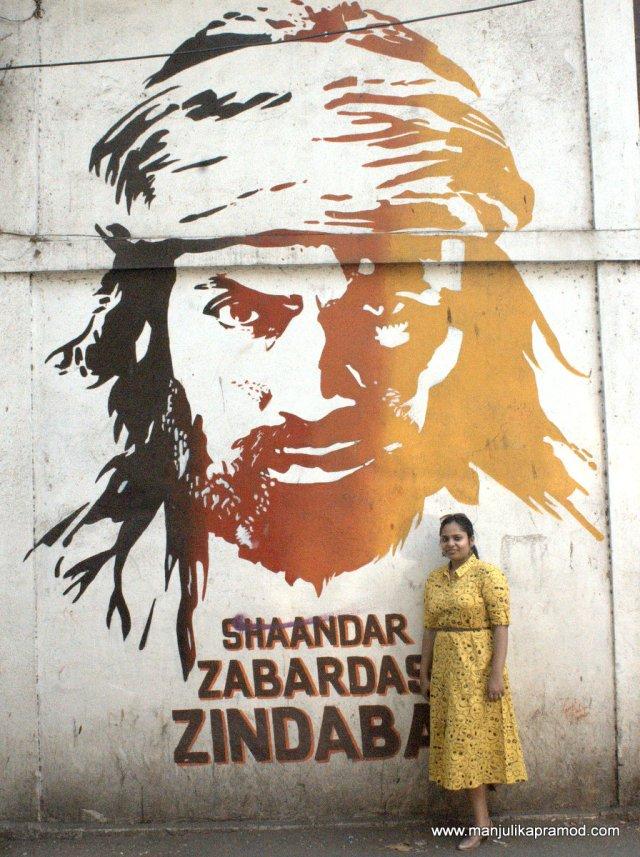Bandra, Mumbai, Art walk, art tour