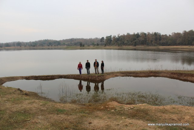 Kohka foundation, Pench, wildlife