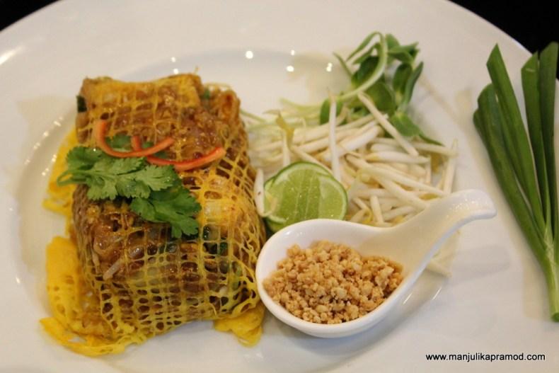 The irresistible Pad Thai