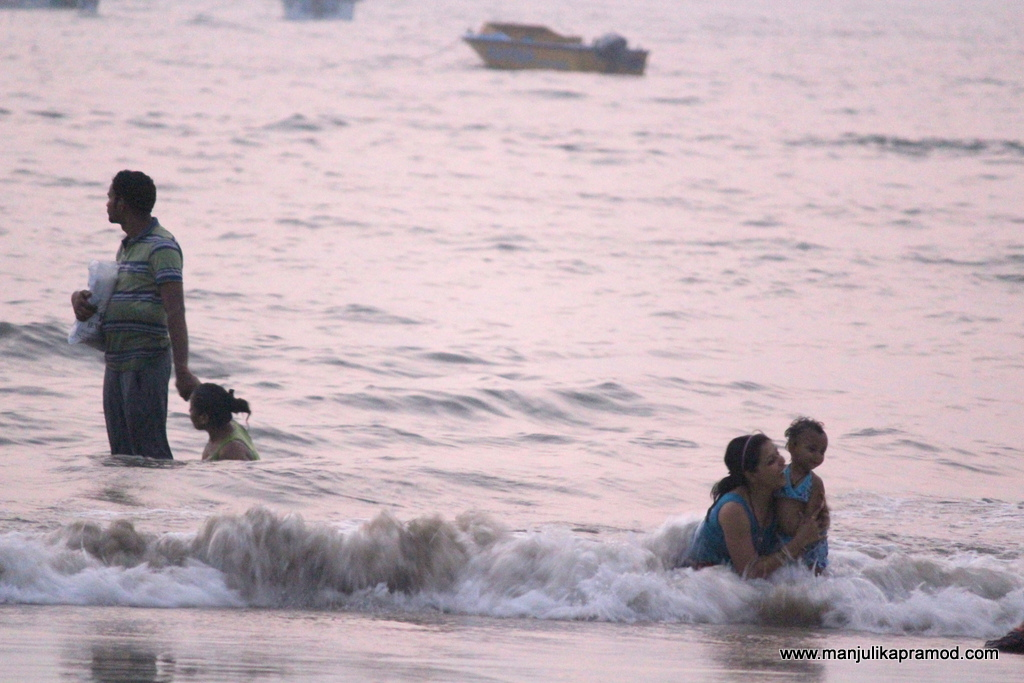 Goan beach, Vacation, Holidays