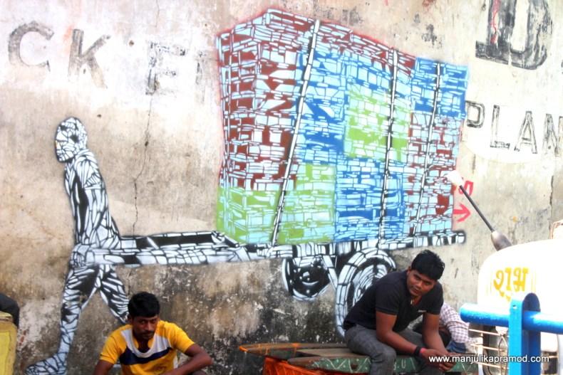 Porter wall art