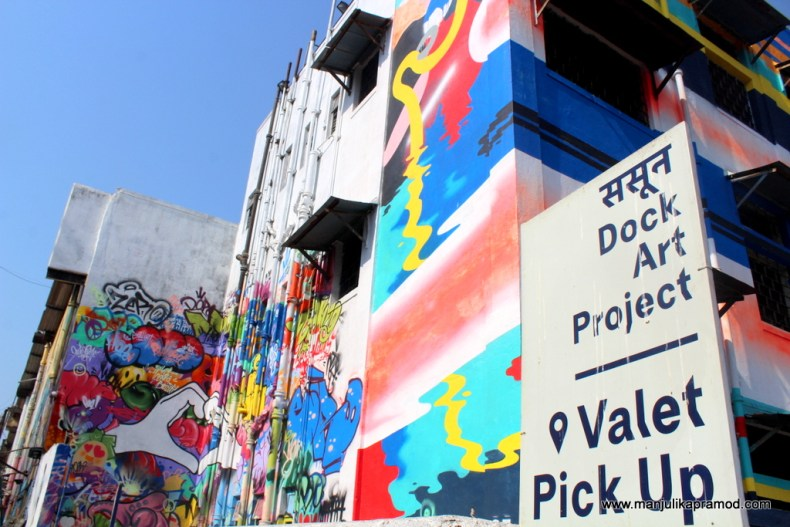 Sassoon Dock -Wall Art Project (6)