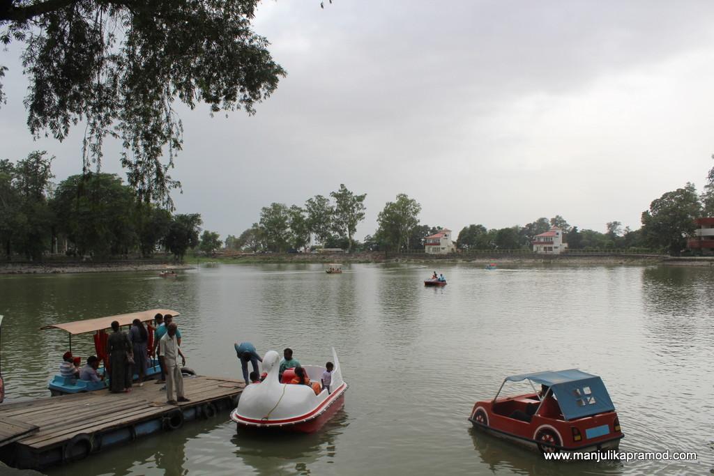 Travel, Karna Lake, Karnal