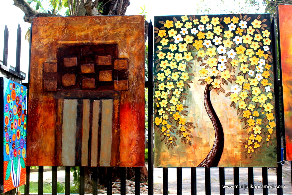 Art tour in Colombo