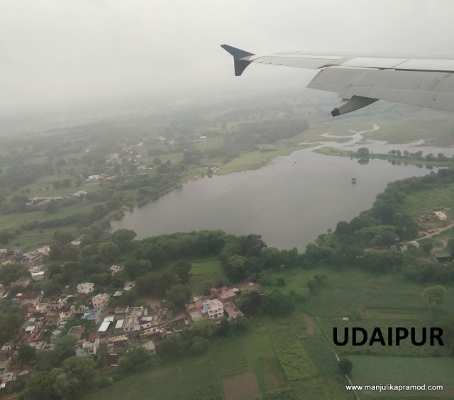 Delhi to Udaipur flight, Jetairways