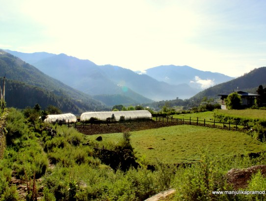 THE ENCHANTING HAA VALLEY IN BHUTAN - Published in Sakal Times