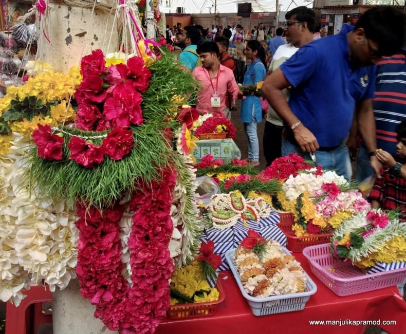 Inside Siddhivinayak Temple