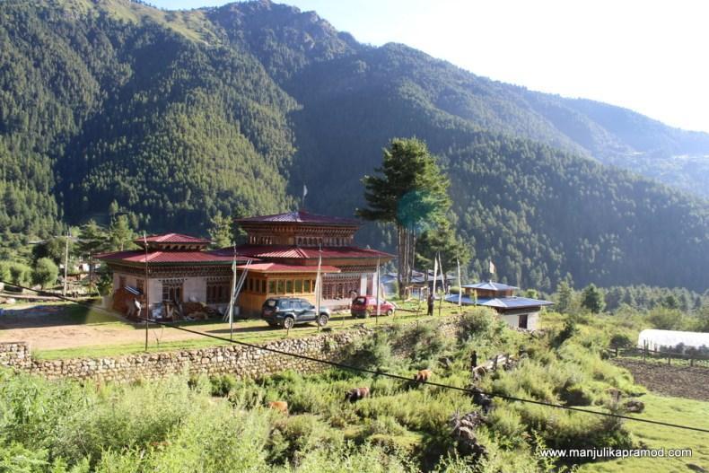 Haa, Trip to Bhutan