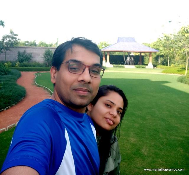 Couple wellness retreat, luxury couple spa in Delhi