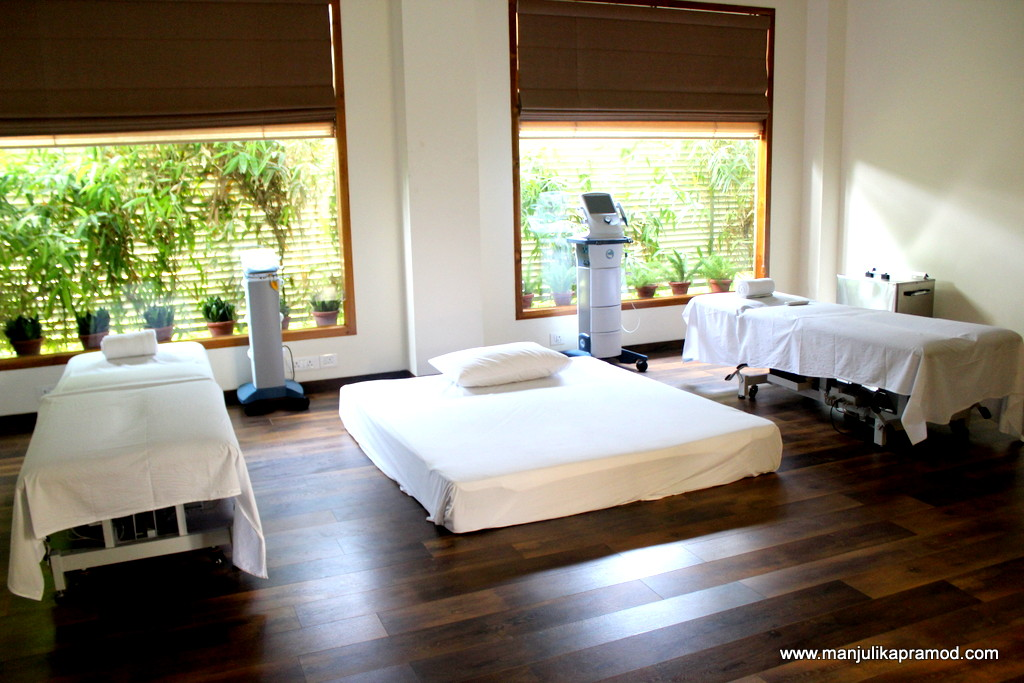 13 spa and massage rooms