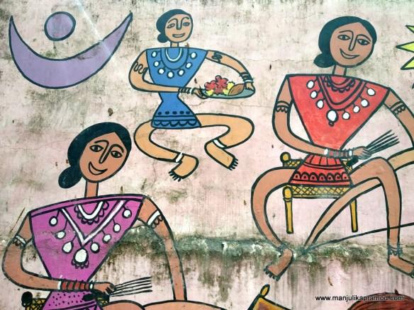Tribal Art, Wall Art