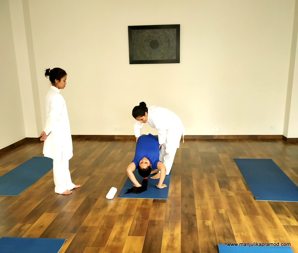Yoga at Naad