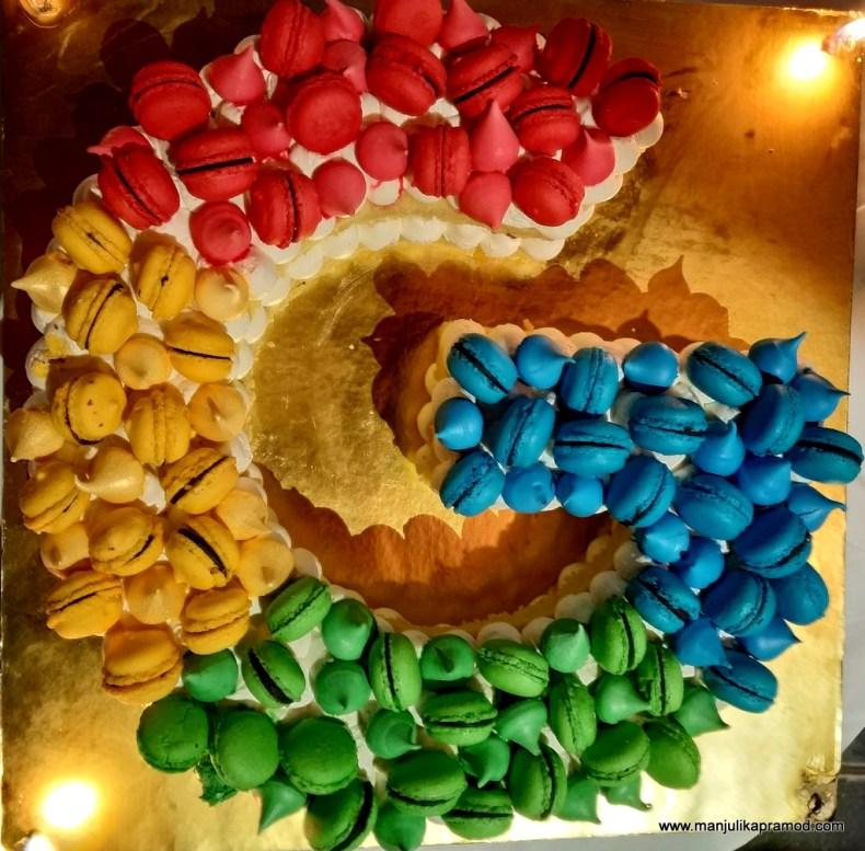 The Gorgeous Google Cake