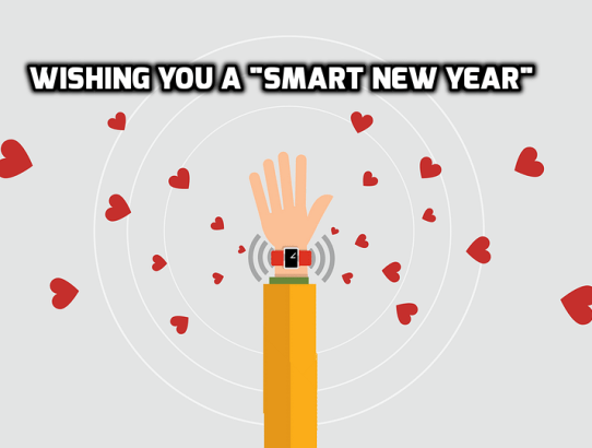"Wishing You All A ""Smart New Year"""