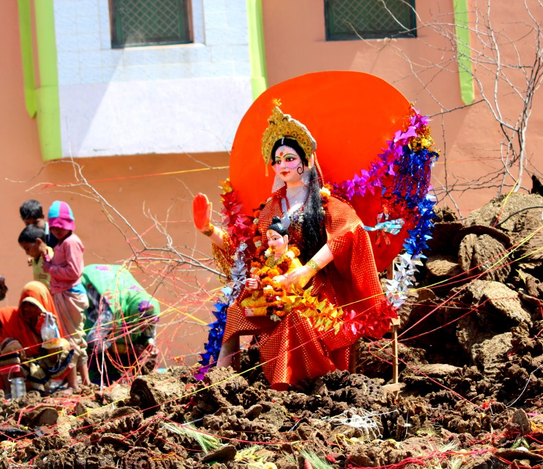 Picture of Holika-Dahan